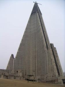 хотел в Северна Корея