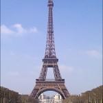 Айфелова кула в Париж