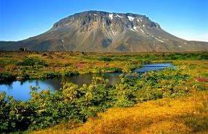 Хердубрейдалиндир в Исландия
