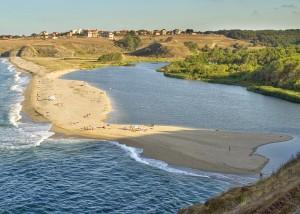 плажът на Синеморец