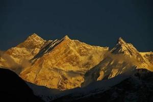 Анапурна в Непал