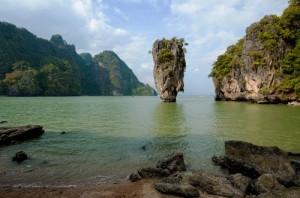 Заливът Панг Нга