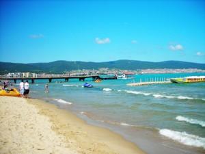 Централнен плаж Бургас