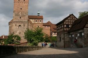 Дворецът Кайзербург в Нюрнберг