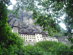 Манастирът Сумела