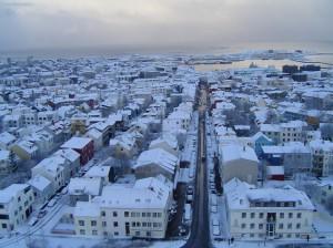 столица на Исландия