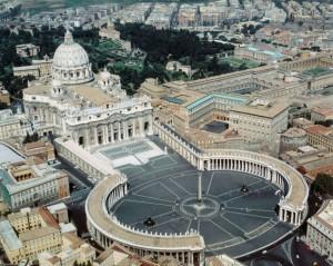 Ватикана, Италия