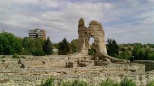 крепост Кастра Мартис