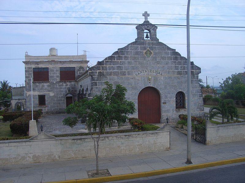 Varadero-Church